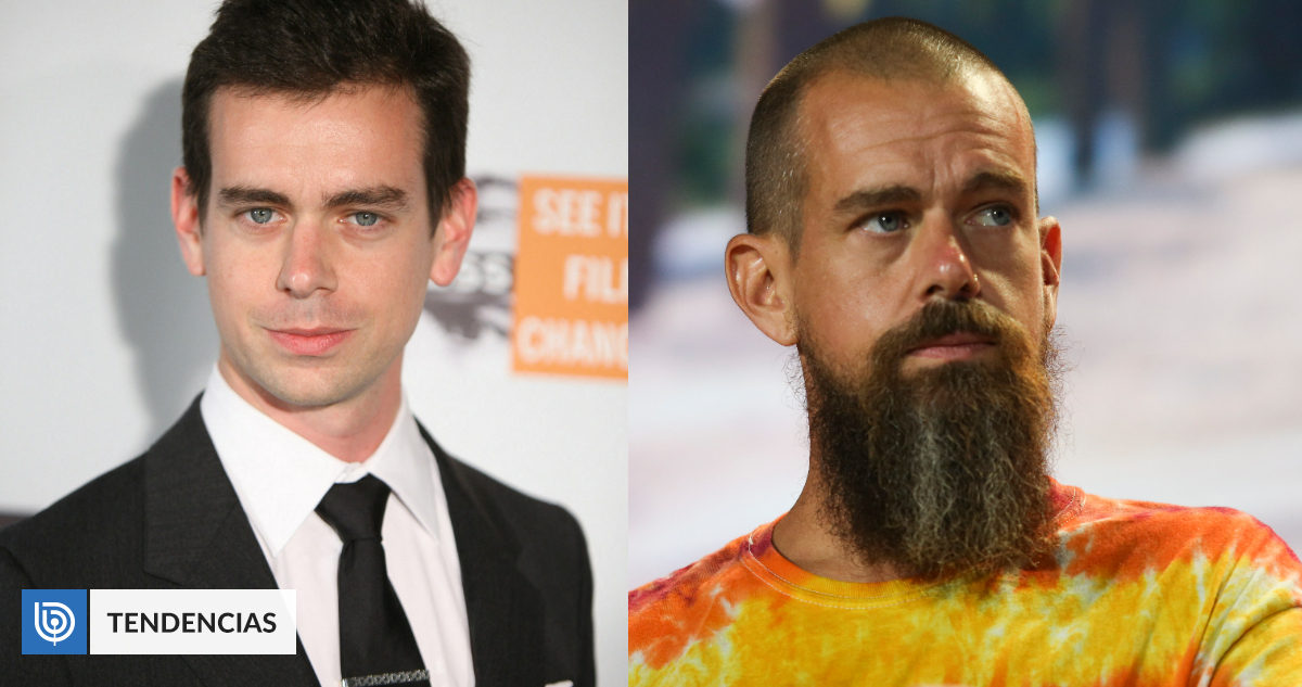 1630311824 Jack Dorsey the eccentric change of life and appearance of
