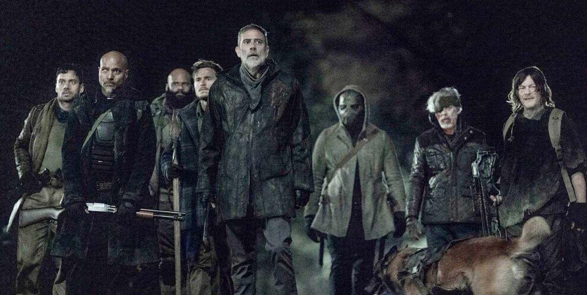 'The Walking Dead', temporada 11, capítulo 11x02: Daryl The Killer