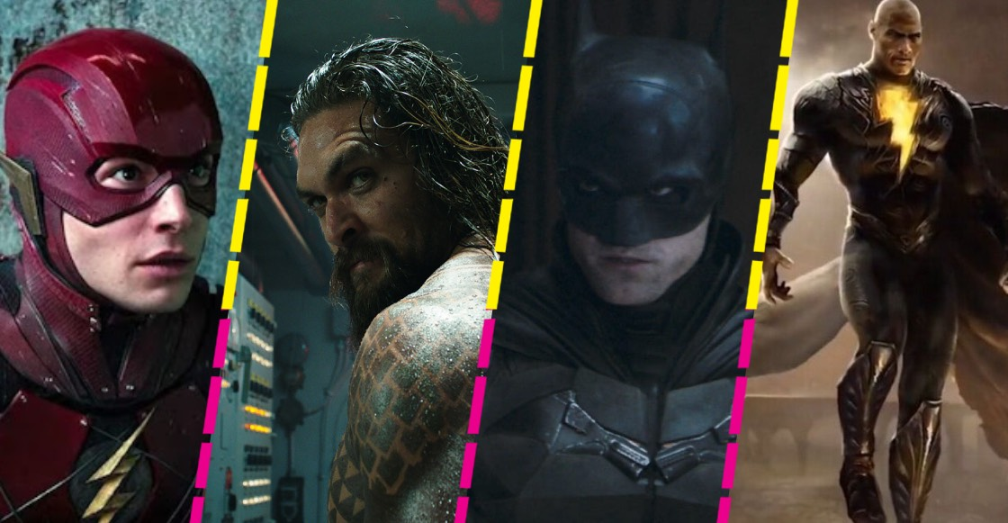 How, when and where: This is all that will be announced at the DC FanDome 2021