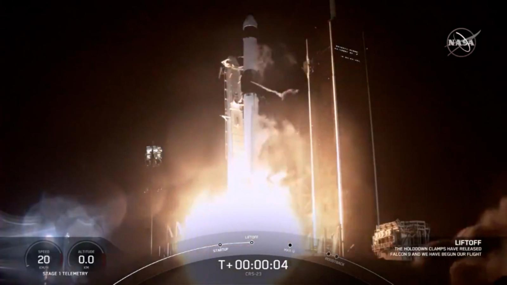 Puerto Rico's first satellite was launched into space