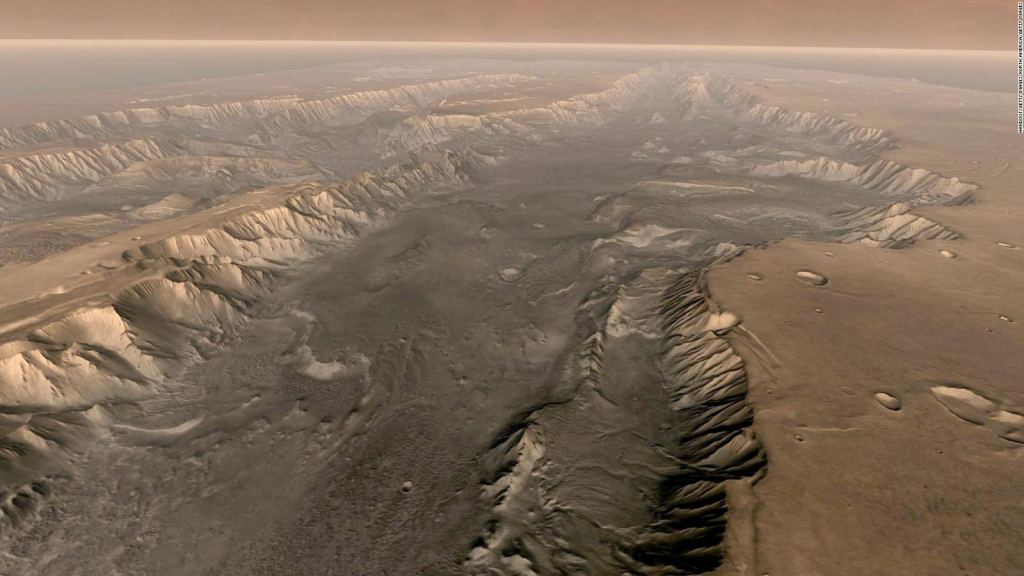 Mars weather forecast would help astronauts