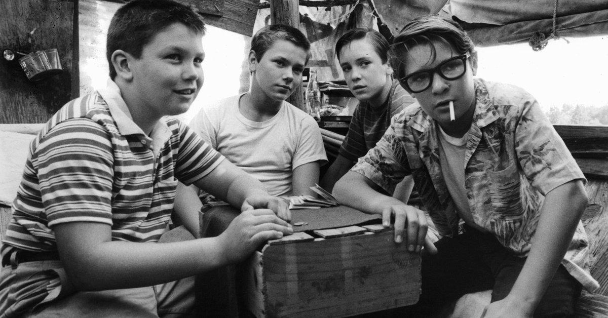 35 años de Cuenta Conmigo: 4 amigos en busca de un cadáver y un film que inspiró hasta a Stranger Things