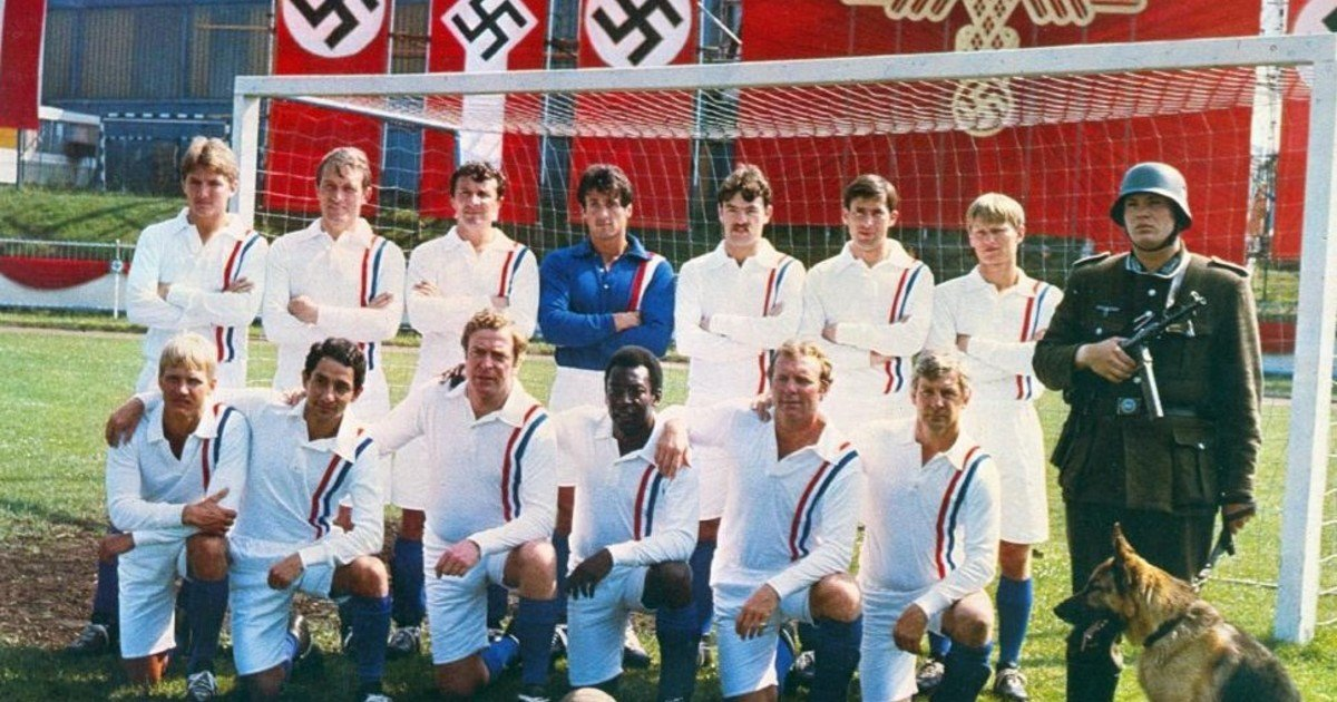 40 years after Escape to Victory, the best anecdotes of the film that Osvaldo Ardiles, Pelé and Sylvester Stallone filmed