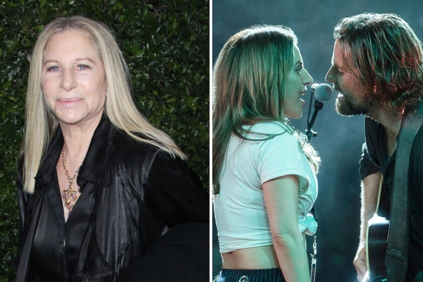 """""""A star is born was a bad idea."""" Barbra Streisand criticizes Bradley Cooper and Lady Gaga's film's lack of originality, revealing which other couple she liked the most"""