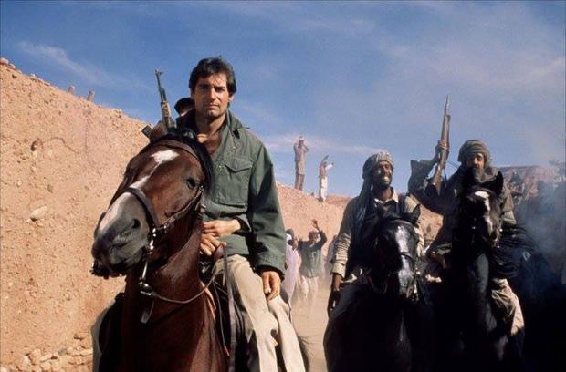 In 007: His Name Is Danger (1988), James Bond (Timothy Dalton) fights the Mujahideen rebels in Afghanistan. (Photo: IMDB).