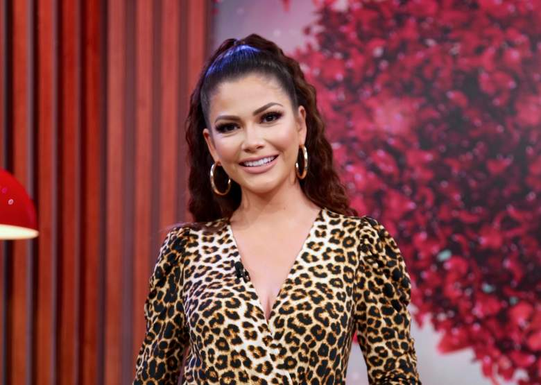 Ana Patricia Gamez is in mourning Who died to the