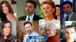 Andrea Noceti and the before and after of the cast of 'Nuevo rico, nuevo poor'