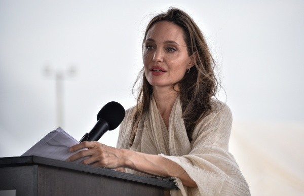 Angelina Jolie came to Instagram