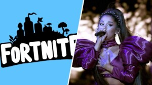 Another pop star joins the popular game Fortnite at a concert this weekend