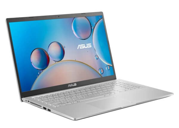 Asus F515MA-BR609T, Thin and Fast Lightweight 15 ″ Silver Office Laptop PC with 512 GB SSD and USB-C