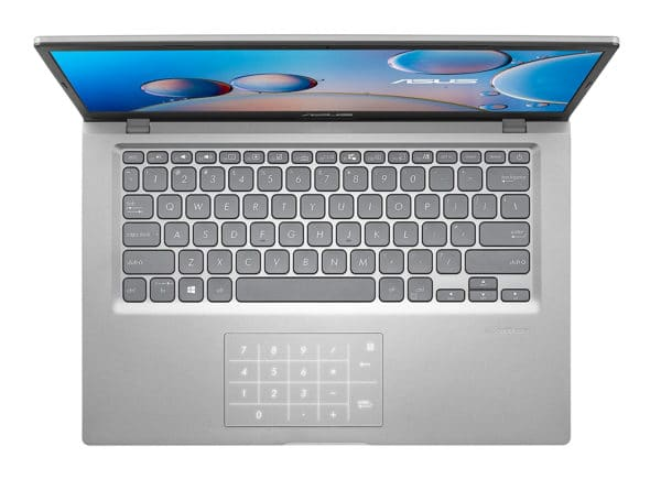 Asus R415JA-EK1163T, Ultrabook 14 ″ Full HD Silver Cheap Lightweight Fast and Thin with NumPad