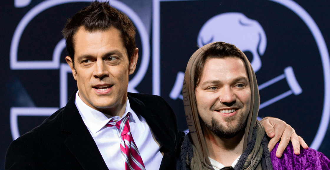 Bam Margera sues Paramount and Johnny Knoxville for firing him from 'Jackass Forever'