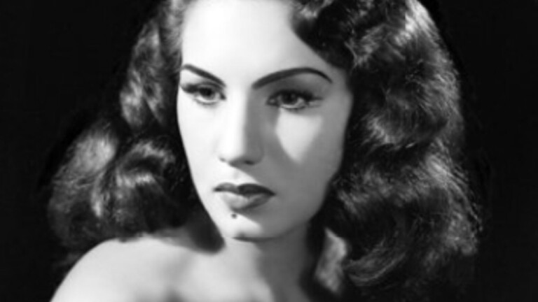 Beautiful actress of the rumberas cinema conquered even Latin American dictators