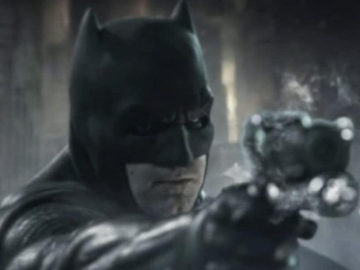 Ben Affleck's Batman fans are clamoring for his movie!