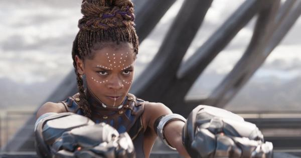 Black Panther 2: Letitia Wright is hospitalized after accident on set | Tomatazos