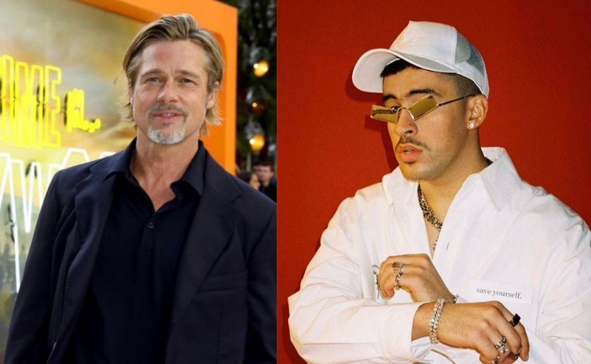 Brad Pitt and Bad Bunny face off in the first