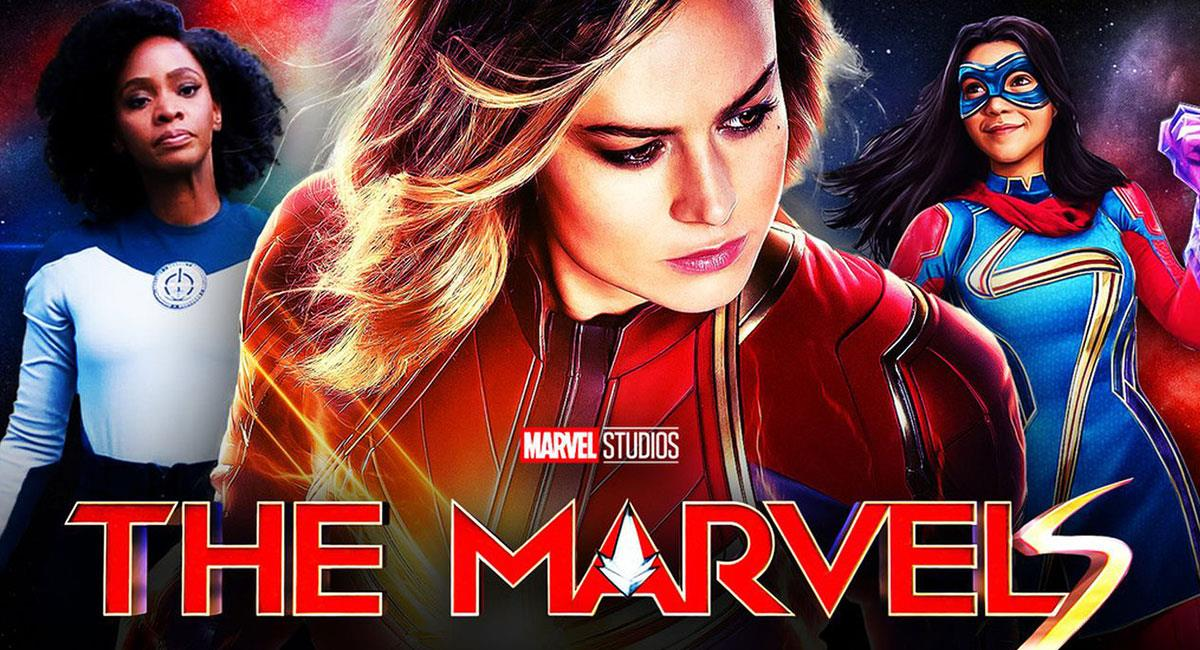 """Brie Larson told how filming is progressing for """"The Marvels"""""""