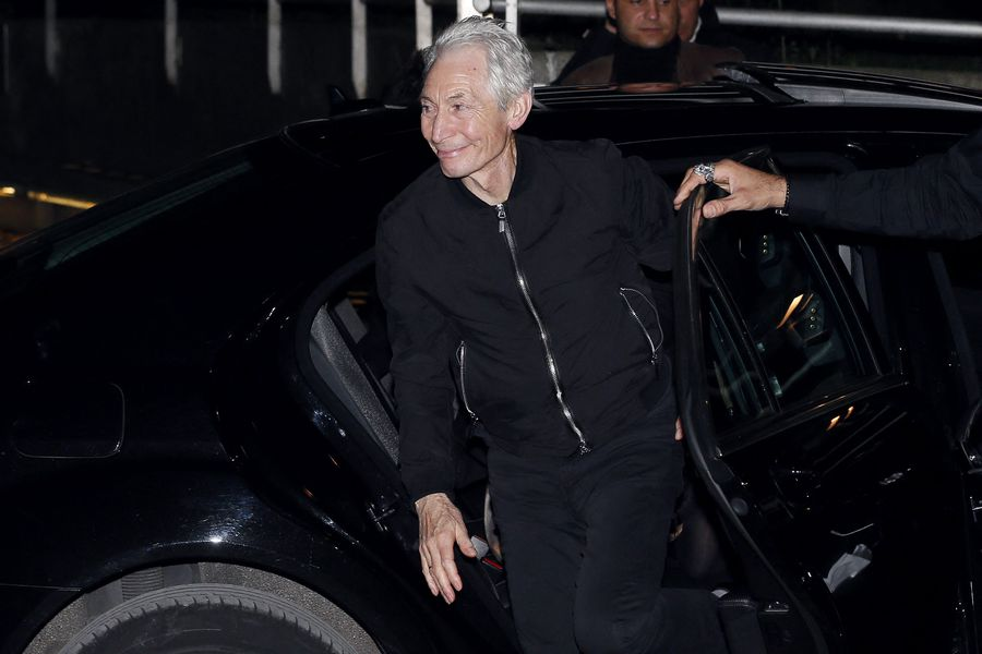 Charlie Watts: The Trade of Being Cool - The Third