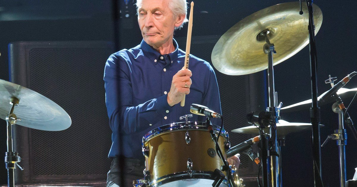 Charlie Watts, the historic drummer of the Rolling Stones, has died
