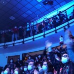Chile held a concert as part of a clinical trial for COVID-19