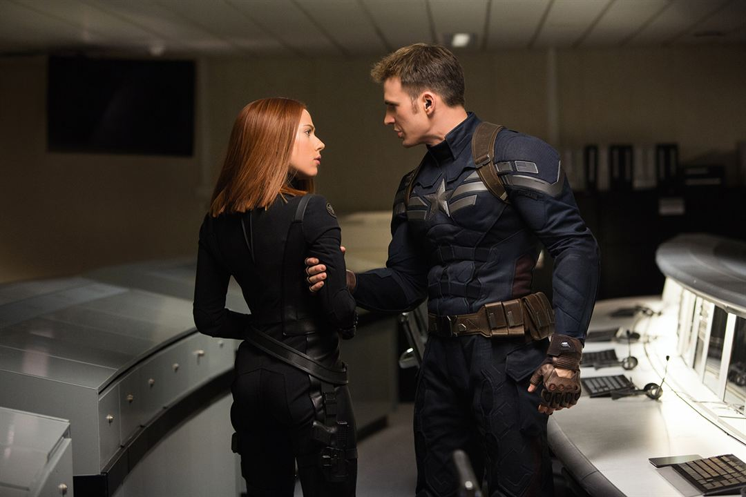Chris Evans and Scarlett Johansson to star in romantic action movie