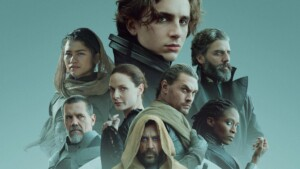 Definitive poster of Dune, which hits Spanish theaters in September