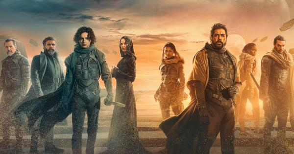 Denis Villeneuve thinks watching Dune on HBO Max is ridiculous | Tomatazos