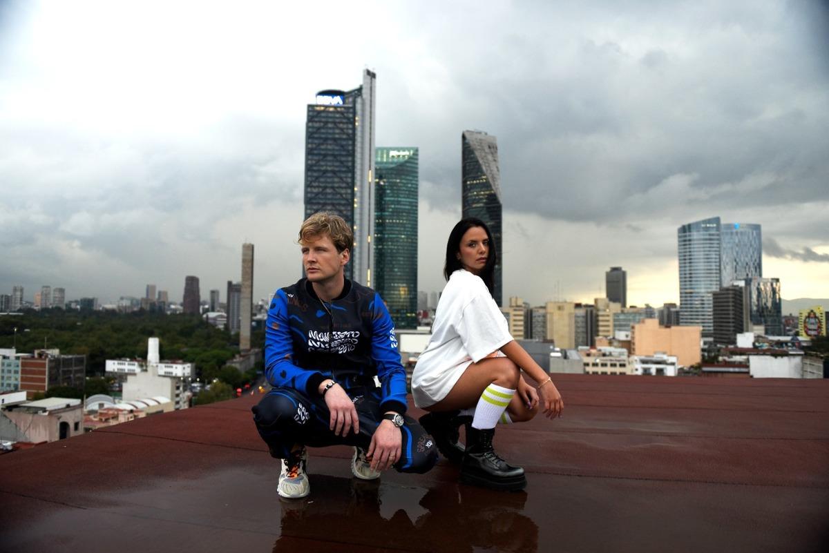 Denise Faro and Alexander Acha unite their sensitivity in music