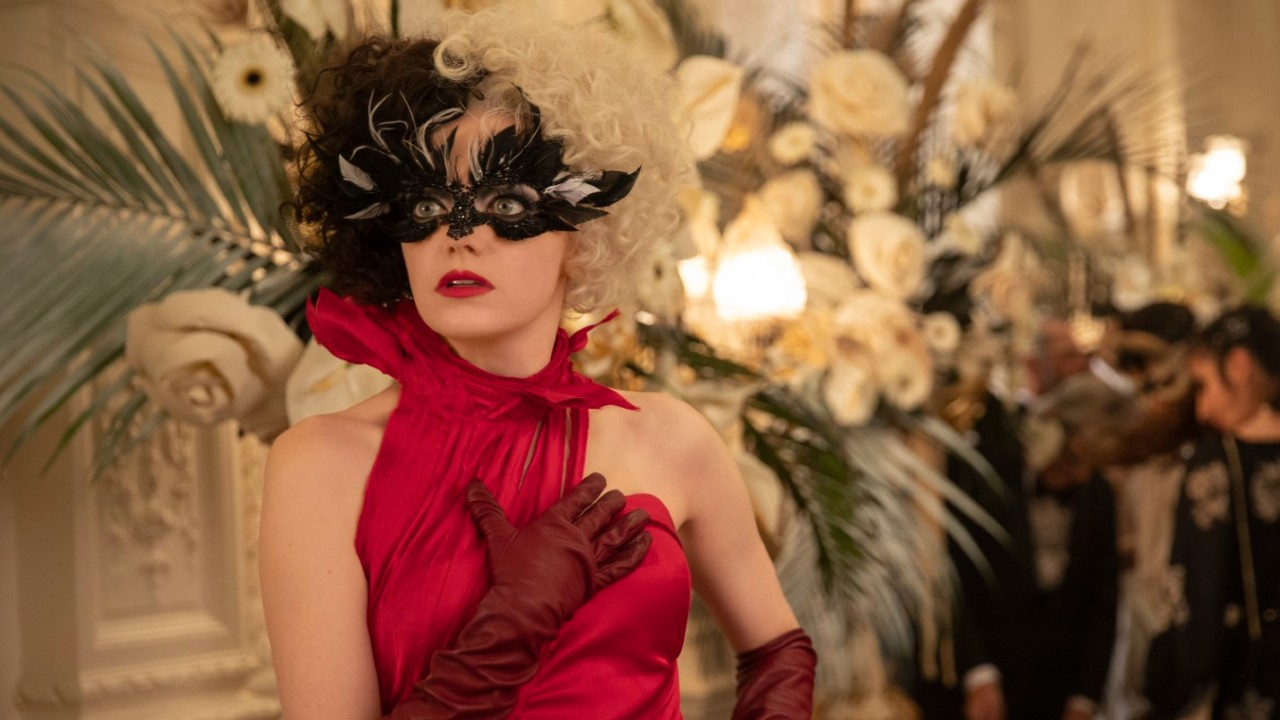 Didnt you see Cruella in theaters The film with Emma