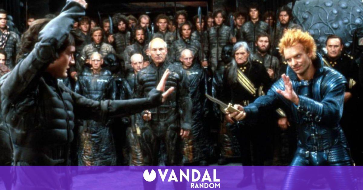 Dune: Denis Villeneuve was not satisfied with David Lynch's version