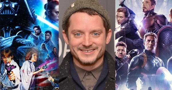Elijah Wood reveals that he wants to be part of