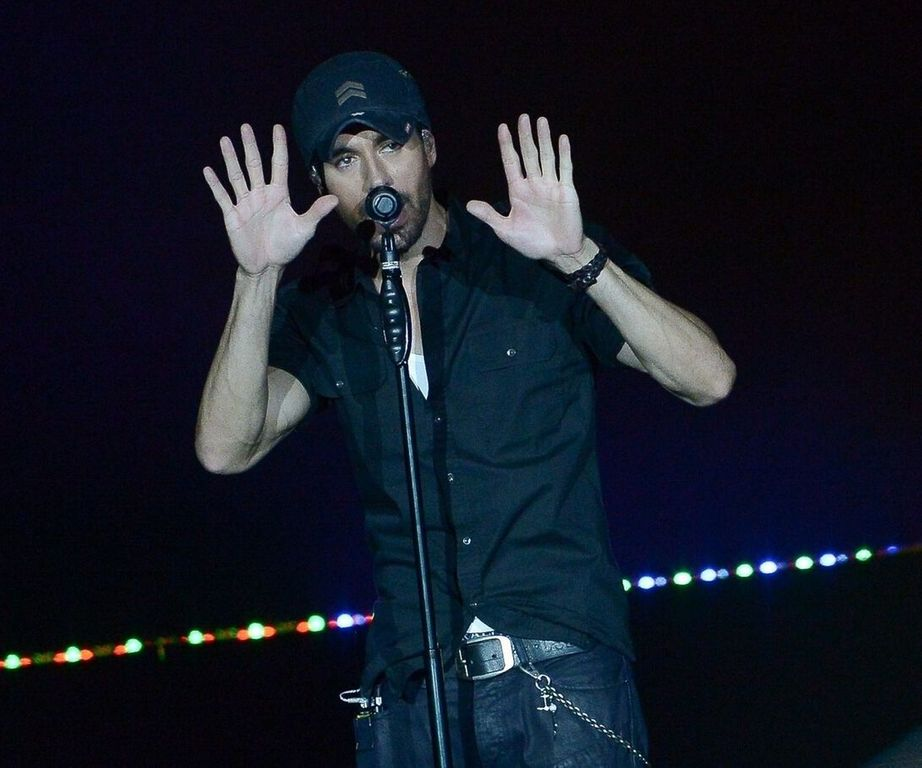 Enrique Iglesias in mourning he has just lost a loved