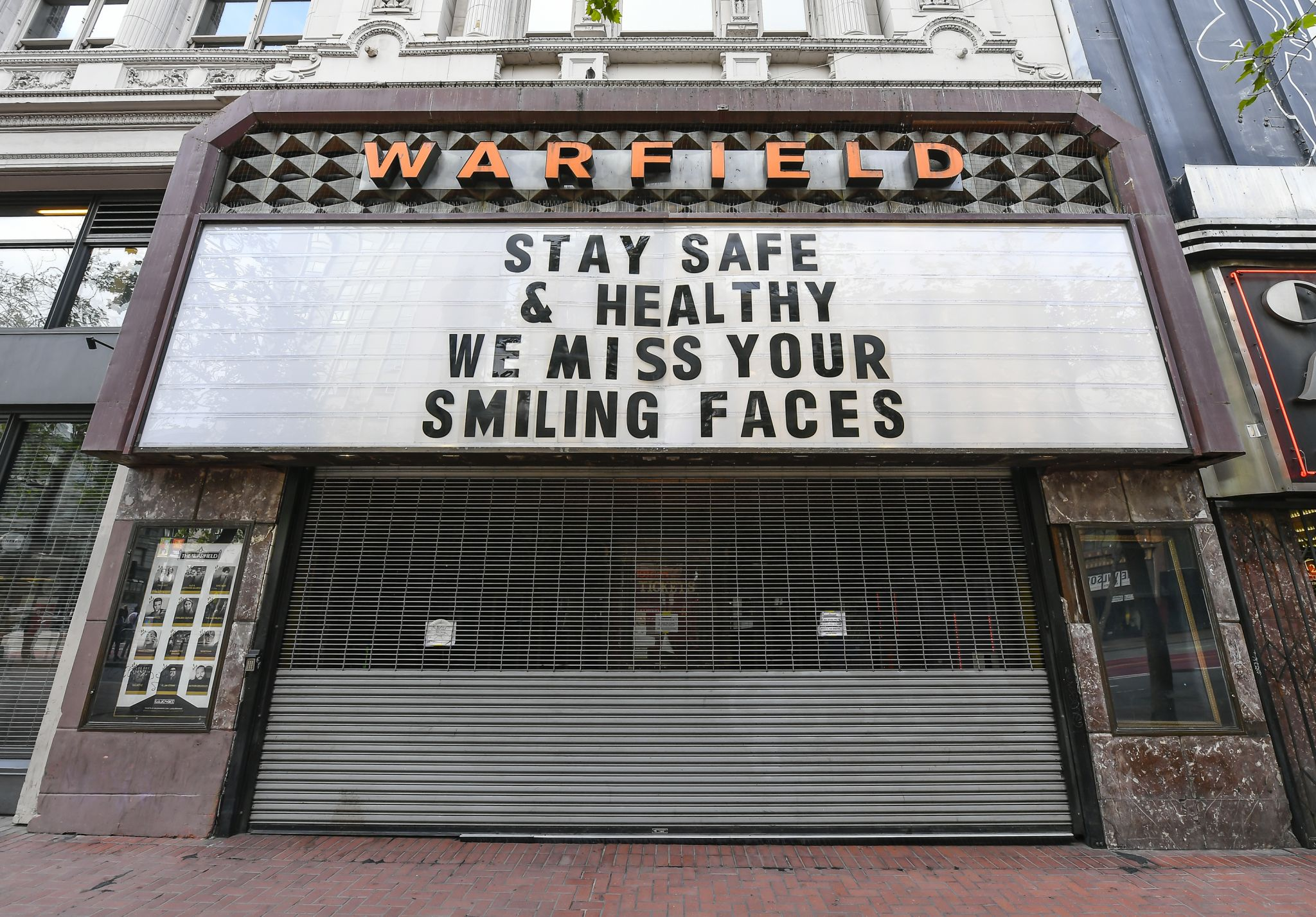 Famous San Francisco concert venues, Bay Area festivals, to request proof of vaccination