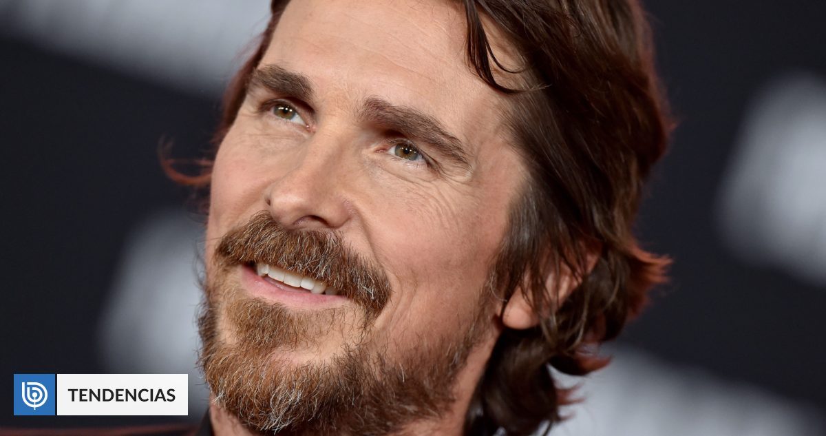 Filtered images of Christian Bale and his transformation for Thor: Love and Thunder