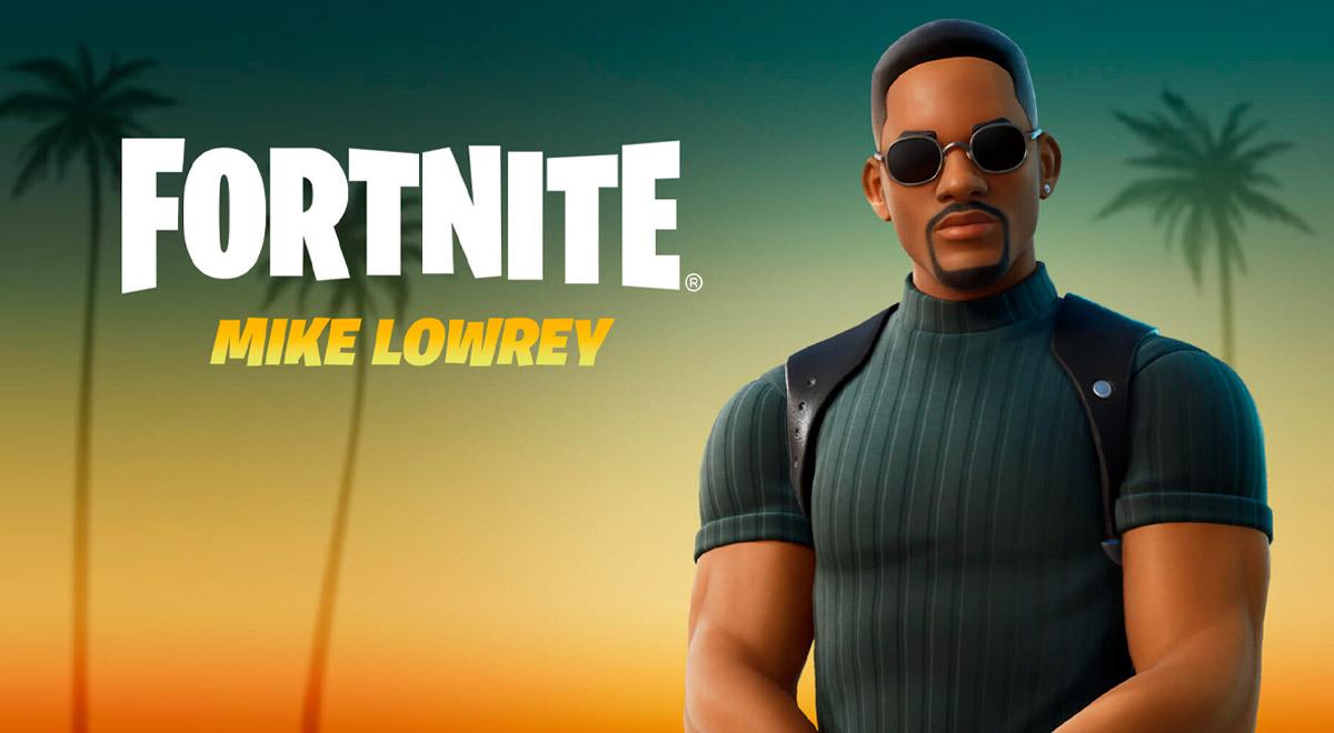 Fortnite Will Smith disponible en Fortnite