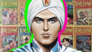 """Gallants of the golden age who gave voice to the Mexican superhero """"Kalimán"""""""