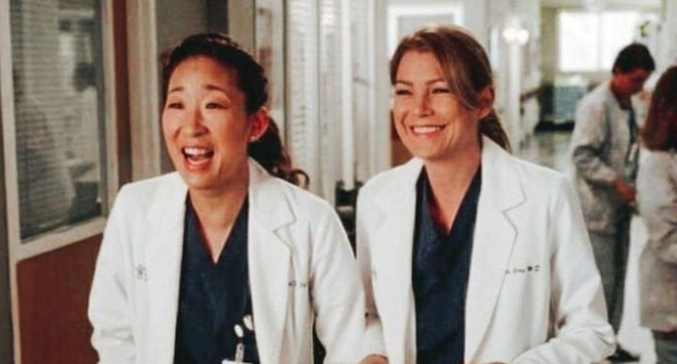 Grey's Anatomy: Meredith Gray and Cristina Yang, the best friends on TV?