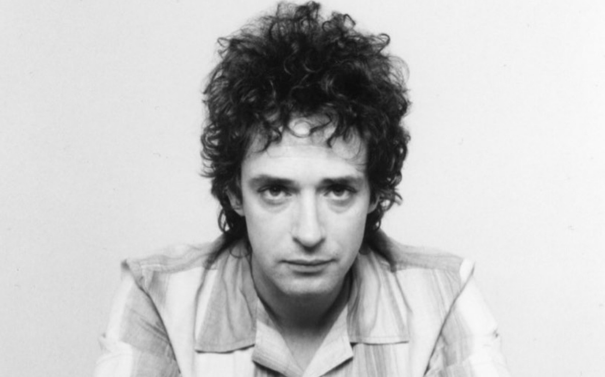Gustavo Cerati from Soda Stereo: unpublished video of I do not believe