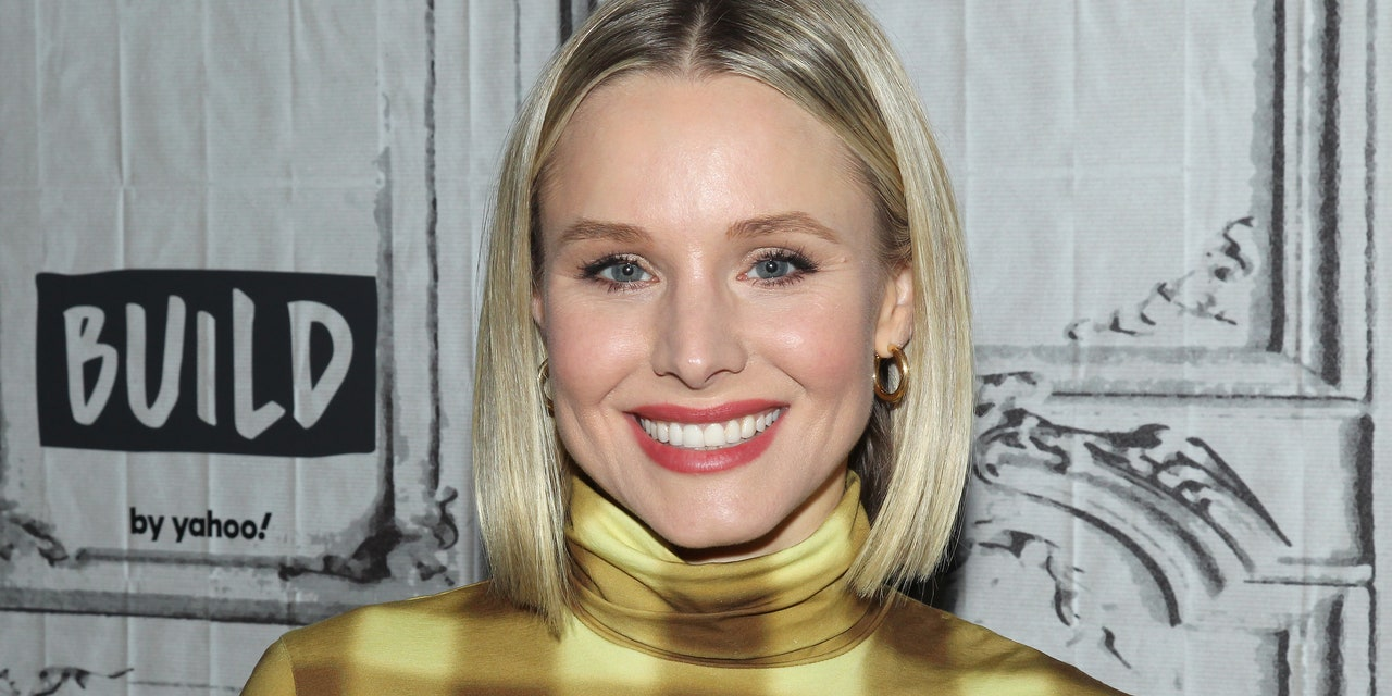 How Kristen Bell uses this nifty mental health trick on her daughters