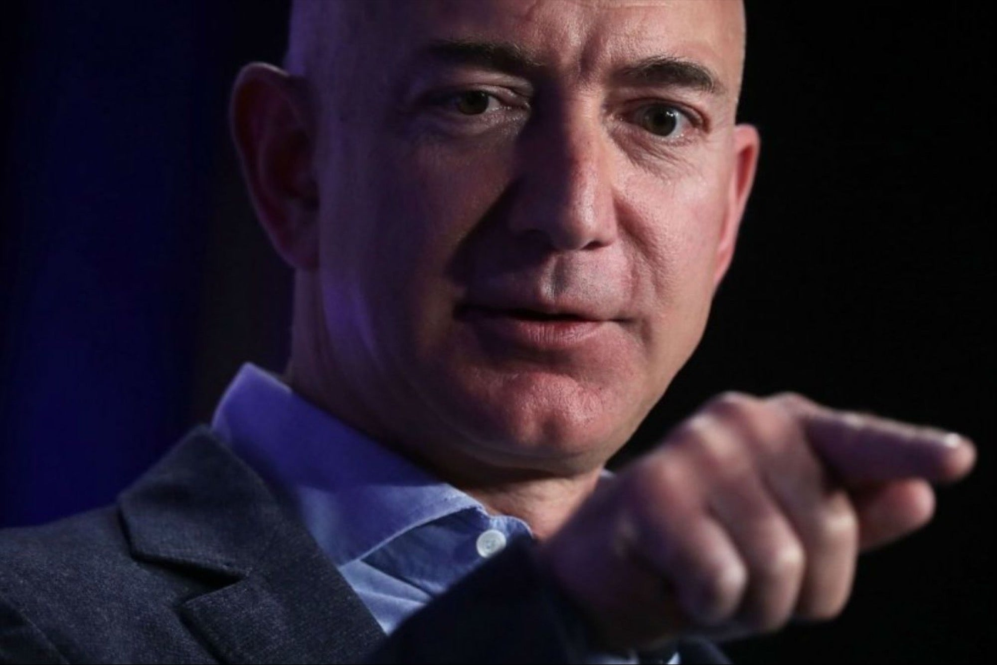 How a strange deal Jeff Bezos made 15 years ago inspired me to prepare my company for the future