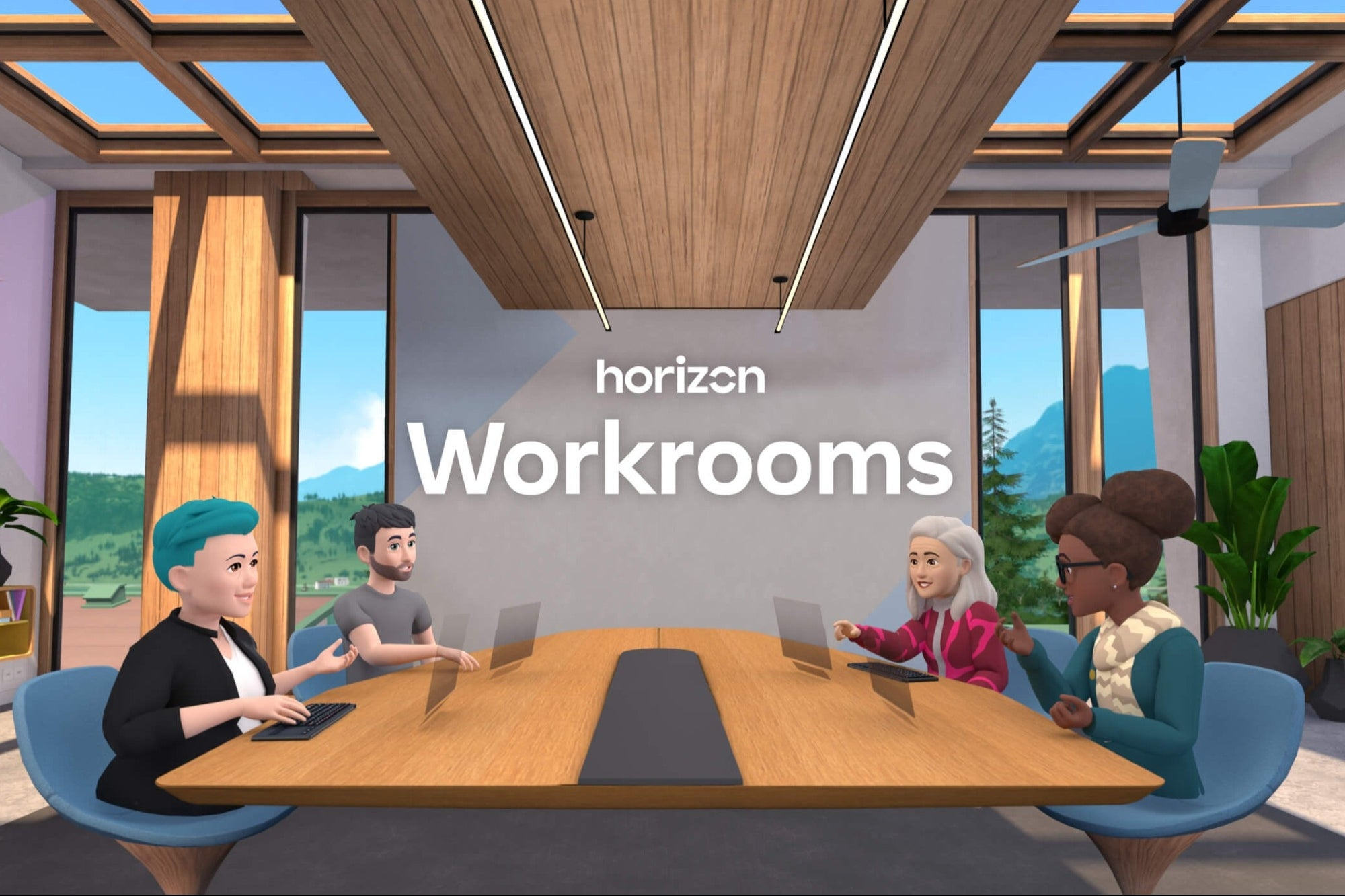 How to use Facebook Workrooms, the 'virtual office' within Mark Zuckerberg's 'metaverse'
