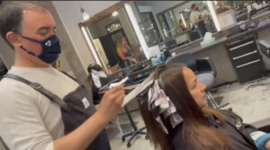 """""""I wanted a change, now I'm blonde"""": Adamari López surprises with a new look"""