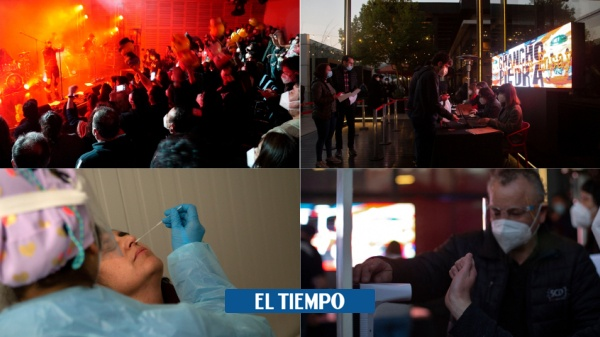It will work Chile holds mega concert to test vaccine effectiveness