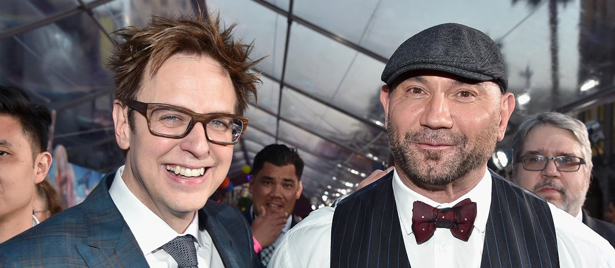James Gunn would leave the MCU with his next movie   Atomix