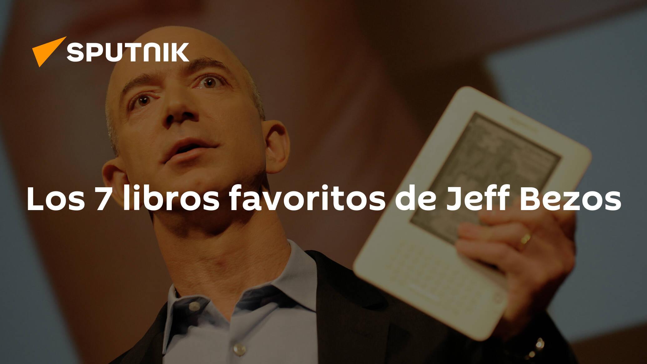 Jeff Bezos 7 Favorite Books
