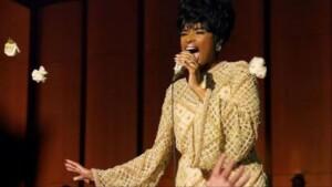 Jennifer Hudson gets into the skin of Aretha Franklin