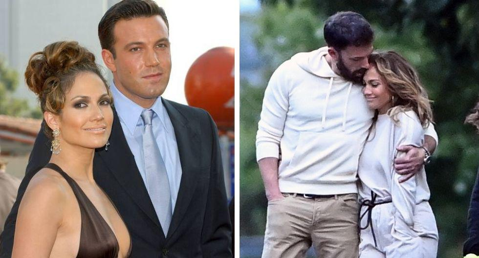 Jennifer Lopez and Ben Affleck Is it healthy to return