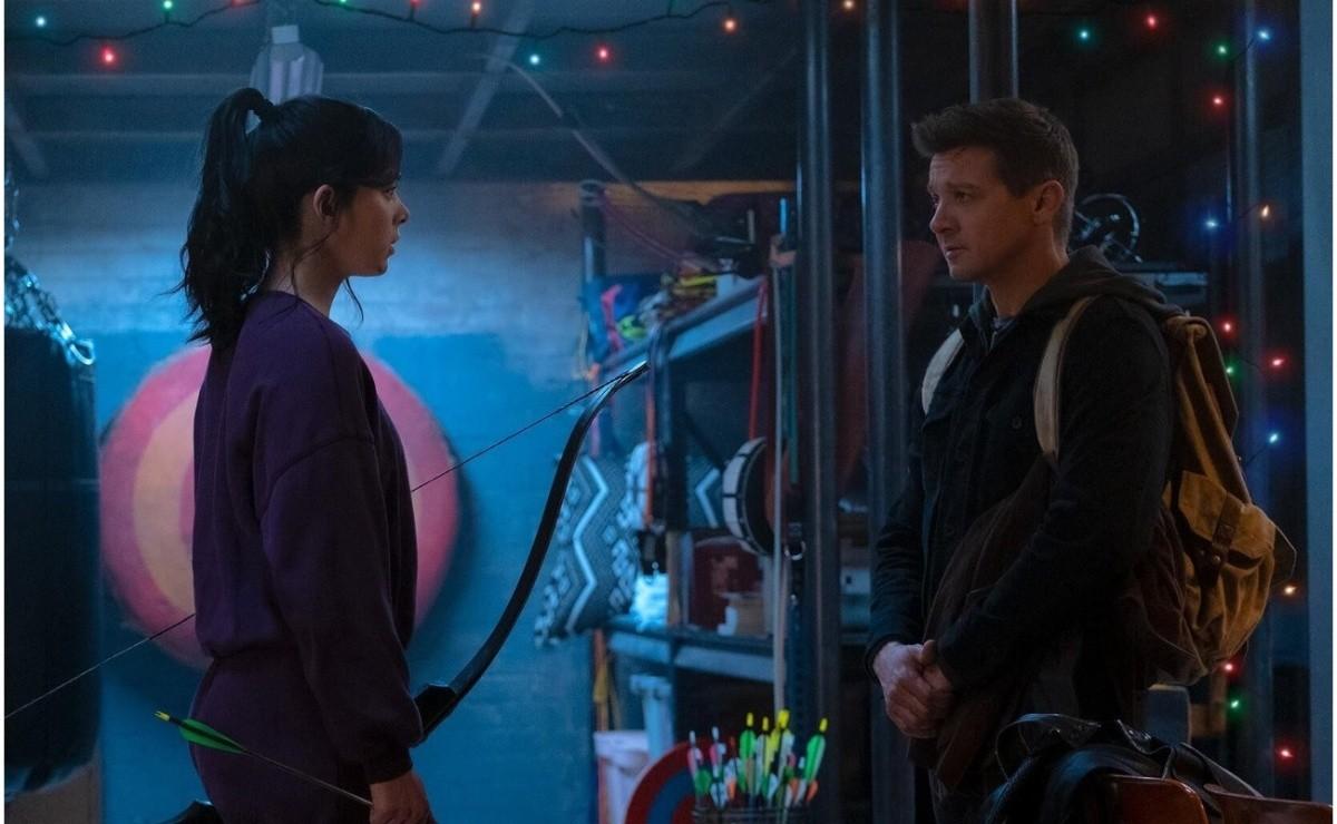 """Jeremy Renner Mentioned Hailee Steinfeld on """"Hawkeye."""""""
