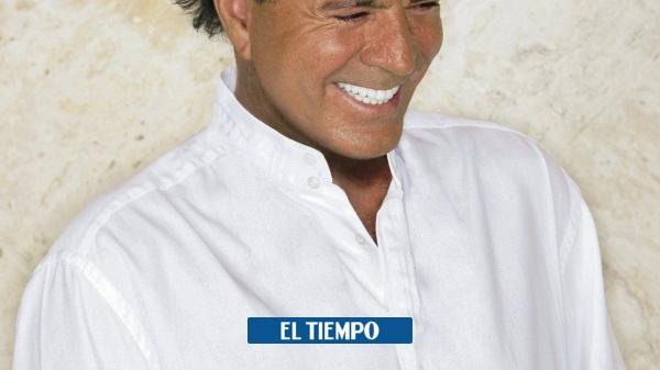 Julio Iglesias de leyenda a meme