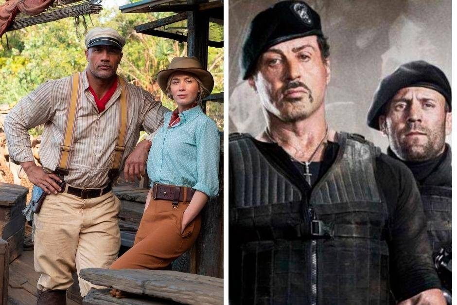 Jungle Cruise and The Indestructibles sequels are being prepared